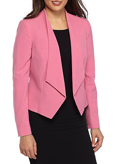 Nine West Kiss Front Jacket