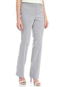 Nine West Seersucker Pants