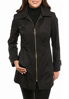 Anne Klein Trench Rain Coat