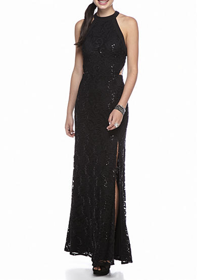 Dresses Womens Black Formal Belk