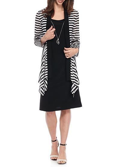 Black And White Dresses Belk