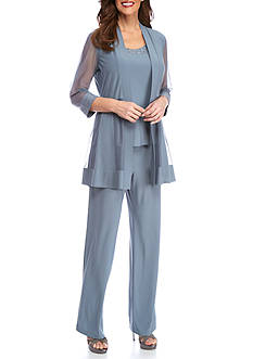RM Richards Two Piece Pant Set