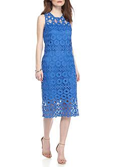 Taylor Crochet Lace Dress