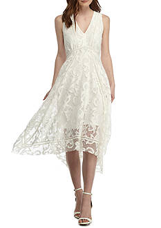 Taylor Lace Empire-waist Dress