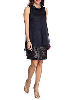 SL Fashions Fly Away Shift Dress