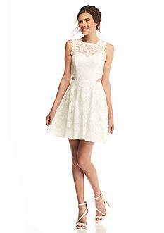 Xscape Lace Party Dress
