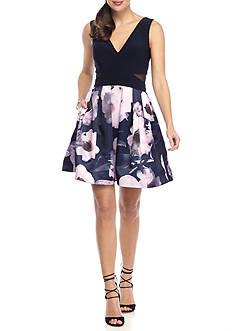 Xscape Short Party Dress