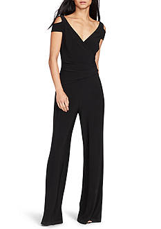 Lauren Ralph Lauren Stretch-Jersey Jumpsuit