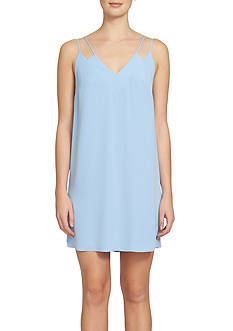 CeCe V-Neck Slip Dress