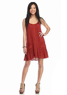 Jolt Strappy Slip Dress
