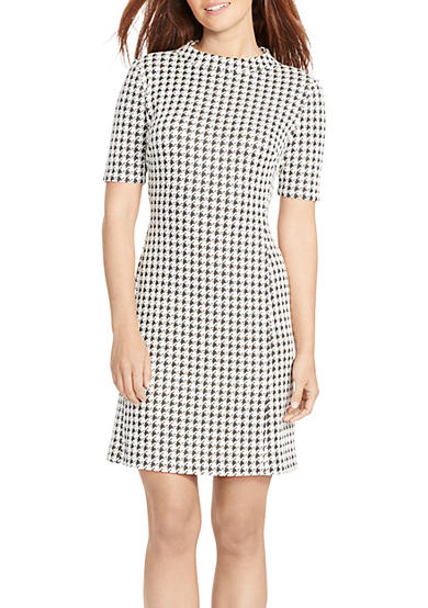 American Living™ Houndstooth Sheath Dress