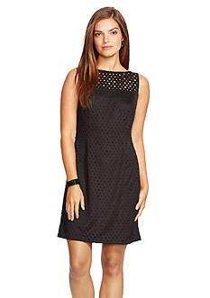 American Living™ Geometric Ponte Dress