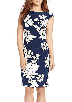American Living™ Floral Sheath Dress