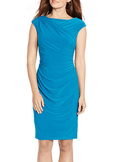American Living™ Pleated Sheath Dress