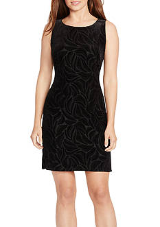 American Living™ Burnout Velvet Dress