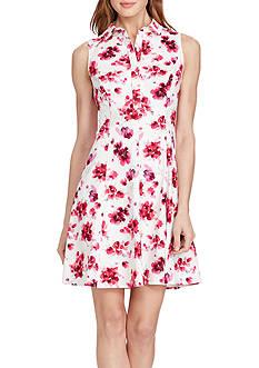 American Living™ Floral Sateen Dress