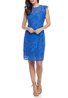 alison andrews™ Lace Sheath Dress