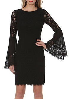 NUE by Shani™ Boho Chic Lace Dress