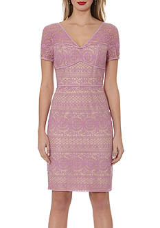 NUE by Shani™ Lilac Lace Dress