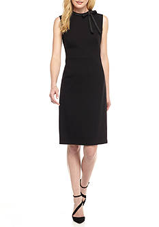 Nanette Nanette Lepore™ Bow-Neck Sheath Dress