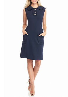 Nanette Nanette Lepore™ Collard Sheath Dress