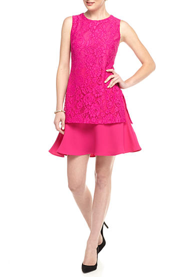 Nanette Nanette Lepore™ Lace Overlay Dress