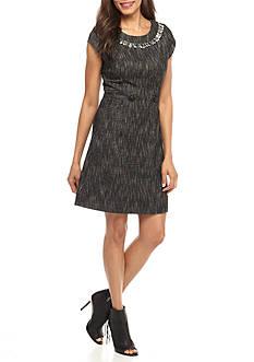 Nanette Nanette Lepore™ Tweed Sheath Dress