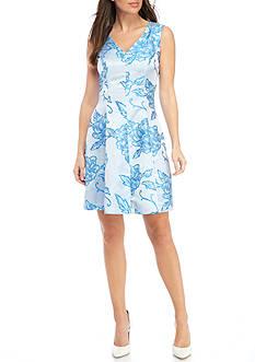 Nanette Nanette Lepore™ Floral Jacquard Sleeveless Dress