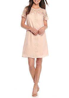 Nanette Nanette Lepore™ Short Sleeve Shift Dress