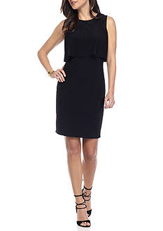 Nine West Sleeveless Sheath Dress