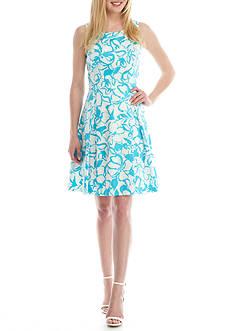 Nine West Floral Sheath Dress