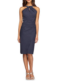 Alex Evenings Short Sheath Dress