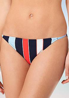 Tommy Hilfiger Speedy Stripe Bikini Swim Bottom