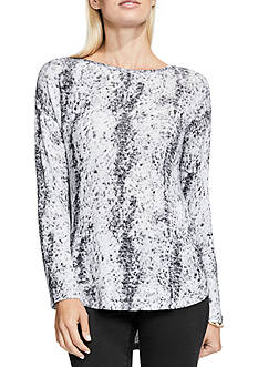 TWO by Vince Camuto Drop Shoulder Top