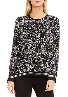 Vince Camuto Reef Print Blouse