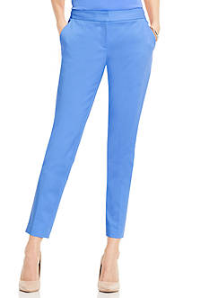 Vince Camuto Double Weave Ankle Pant
