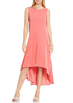 Vince Camuto Sleeveless High Low Dress