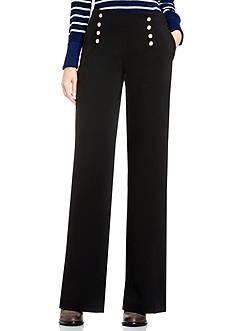 Vince Camuto Wide Leg Sailor Pants