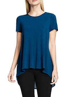 Vince Camuto Mix Media Top