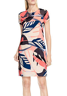 Vince Camuto Modern Tropics Dress