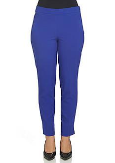 CHAUS Side Zip Pant