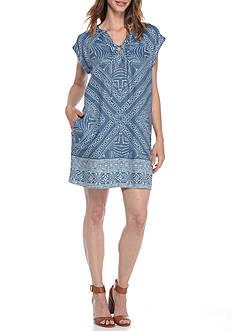 Jessica Simpson Samantha Shift Dress