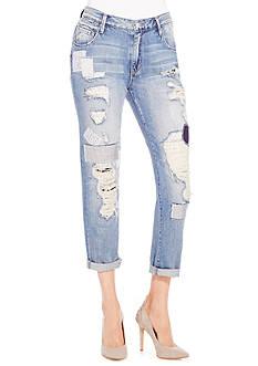 Jessica Simpson Monroe Boyfriend Slouch Jean