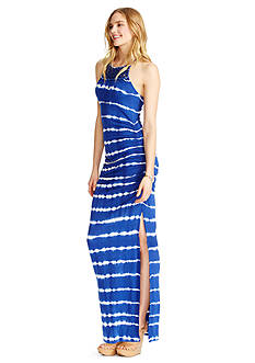 Jessica Simpson Tess Halter Maxi Dress