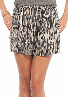 Jessica Simpson Izzy Jungle Soft Shorts