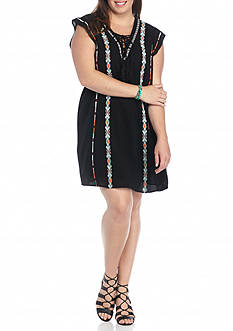 Jessica Simpson Plus Size Brinley Shift Dress