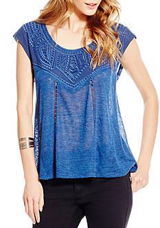 Jessica Simpson Alaia Knit Top