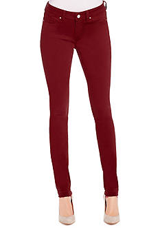 Jessica Simpson Plus Size Super Skinny Twill Pants