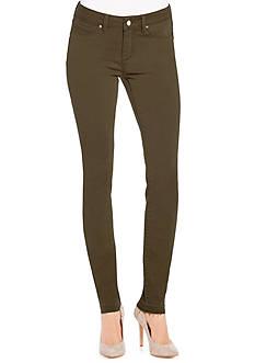 Jessica Simpson Plus Size Super Skinny Twill Pants