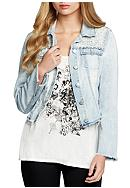 Jessica Simpson Pixie Embroidered Jacket